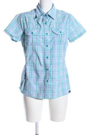 The North Face Koszula z krótkim rękawem Wzór w kratkę W stylu casual