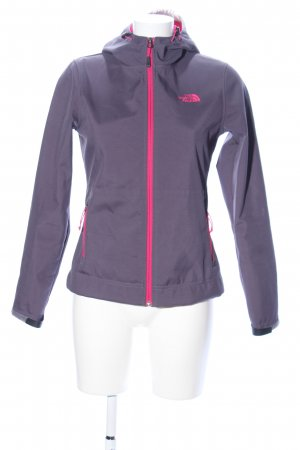 The North Face Outdoor Jacket lilac athletic style