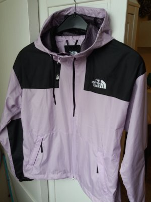 The North Face Windjack zwart-lila