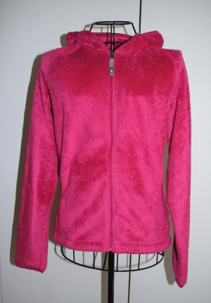 The North Face Chaqueta de forro polar rosa