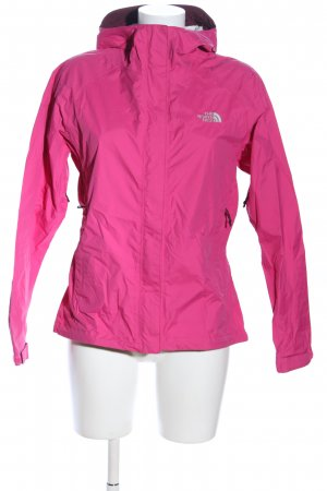 The North Face Imperméable rose style décontracté