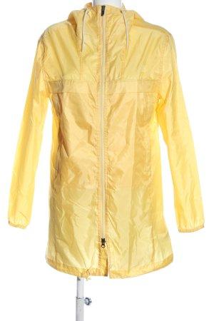 The North Face Impermeabile giallo pallido stile casual