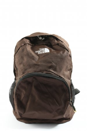 The North Face Zaino per la scuola marrone stile casual