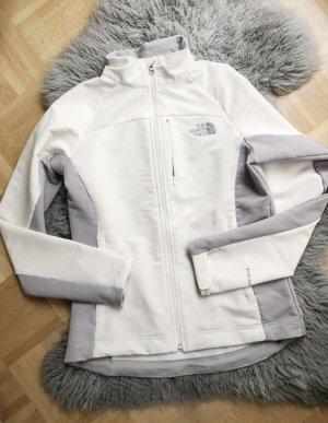 The North Face Softshell Jacket natural white-grey