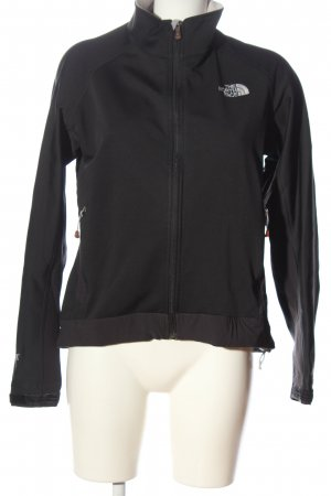 The North Face Softshell Jacket black casual look