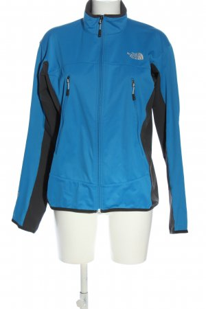 The North Face Giacca softshell caratteri stampati stile casual