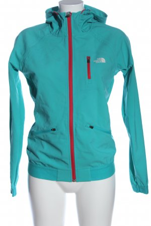 The North Face Sportjacke Motivdruck Casual-Look