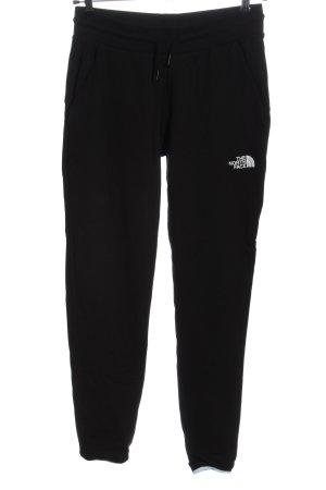 The North Face Spodnie dresowe czarny W stylu casual