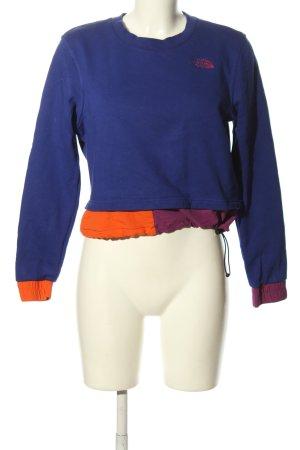 The North Face Sweatshirt mehrfarbig Casual-Look