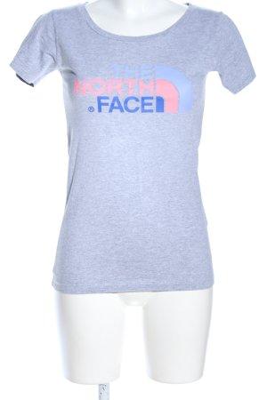 The North Face T-Shirt Schriftzug gedruckt Casual-Look