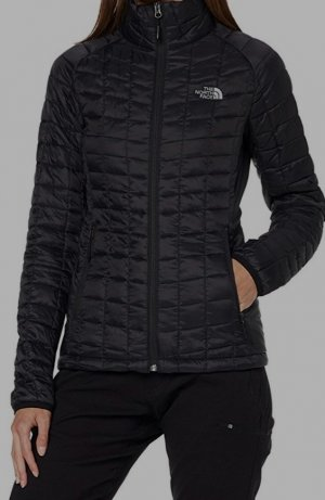 The North Face Outdoor Jacket black