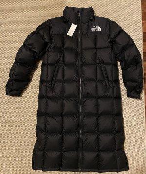 North Face Płaszcz puchowy czarny Poliester