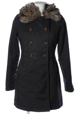 The North Face Chaqueta de invierno negro look casual