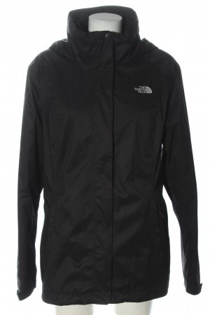 The North Face Winterjacke schwarz Casual-Look
