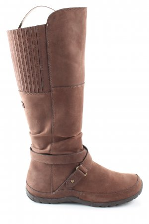 The North Face Winterstiefel braun Casual-Look