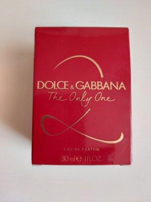 Dolce & Gabbana Lunettes rouge foncé