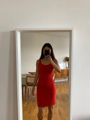 Velvet Tubino rosso Cotone