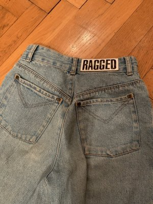 The Ragged Priest Mom Jeans
