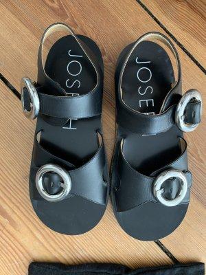 Joseph Strapped Sandals multicolored leather