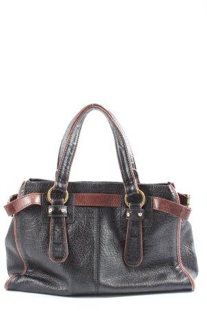 The Sak Shoulder Bag black-brown casual look