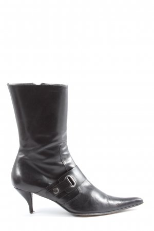 The seller Absatz Stiefel schwarz Casual-Look