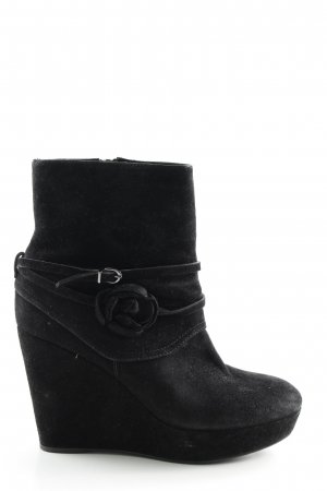 The seller Ankle Boots schwarz Casual-Look