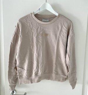 The Sting Cotton Club Pullover S 36 Sweater Sweatshirt nude rosegold Neu