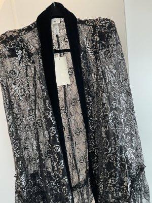 H&M Cape black-silver-colored