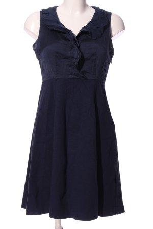 Theory A-Linien Kleid blau Elegant