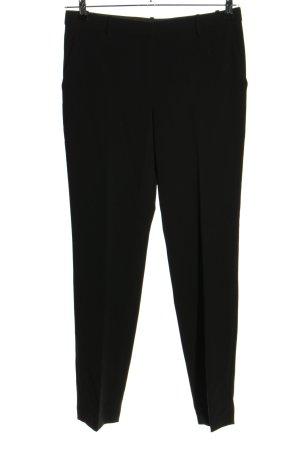 Theory Pantalone a pieghe nero stile professionale