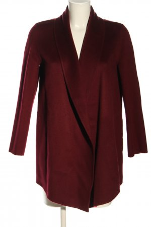 Theory Cardigan rosso stile casual