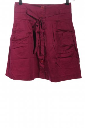 Theory High Waist Rock rot Casual-Look