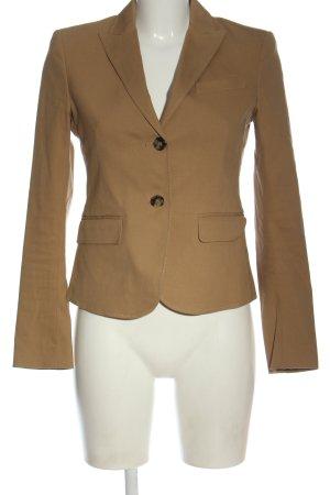 Theory Blazer corto marrone stile casual