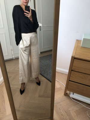 Theory Culottes natural white