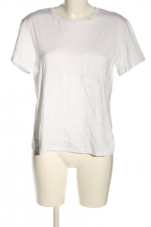 Theory T-Shirt weiß Casual-Look