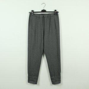 Theory Woolen Trousers grey wool