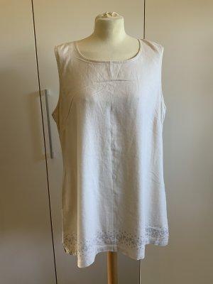 Therese Kleid Sommerkleid Strandkleid 42 beige Leinen Leinenkleid