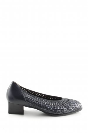 Theresia m. Slip on noir style décontracté