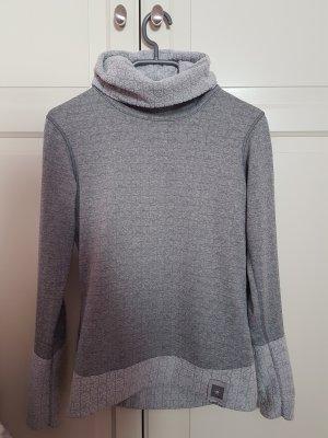 Decathlon Maglione dolcevita grigio chiaro-grigio