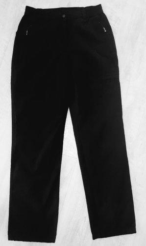 hickory Pantalone termico nero