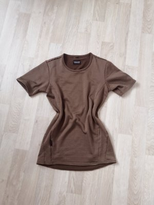 Engelbert Strauss Sports Shirt light brown-brown