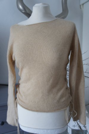 THIERRY GILLER for Johnstons Pullover Größe S 100% Kaschmir