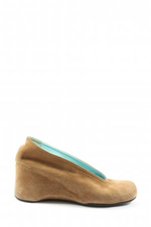 thierry rabotin Keil-Pumps nude Casual-Look