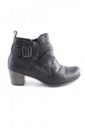 Think! Ankle Boots schwarz Casual-Look