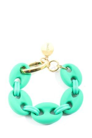 Think Big. Bracelet turquoise style décontracté