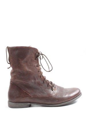 Think! Chukka boot brun style décontracté