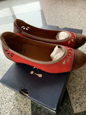 Think! Loafers red