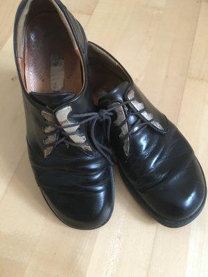 Think!, Schuhe, Halbschuhe, schwarz , Größe 38