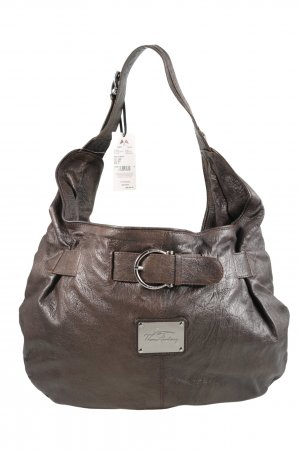 Thomas Burberry Schultertasche braun Casual-Look