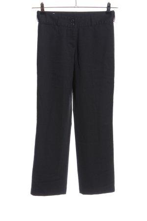 Thomas Munz Suit Trouser black casual look
